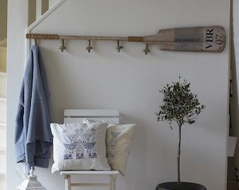 Pillow cover SCANDI BIRDS - blue,scandinavian,pillow,embroidery pattern,needlecraft,cushion,birds,swedish,diy, blue,Anette Eriksson Design