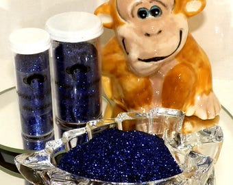 Blue Fantasy Extra Fine Glitter 0.008 - Many Color Options Available - 2 Sizes - Visit Our Shop! B-35