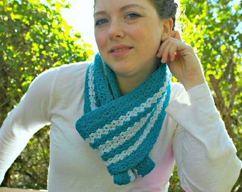 "Ladies Infinity Scarf PDF pattern ""Ever-After"""