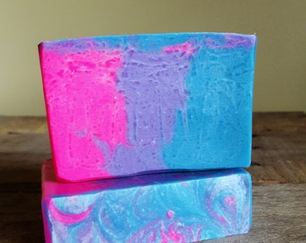 Handmade cold process soap, all natural soap, handcrafted soap, vegan soap