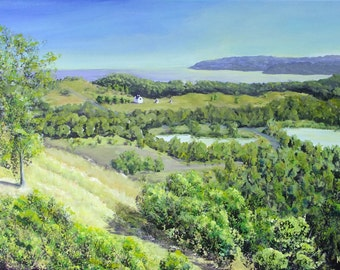Pierce Stocking Scenic Overlook of D. H. Day Barns and Dunes