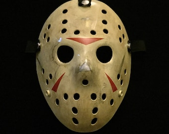 Friday the 13th Part 3 Hockey Mask Jason Voorhees