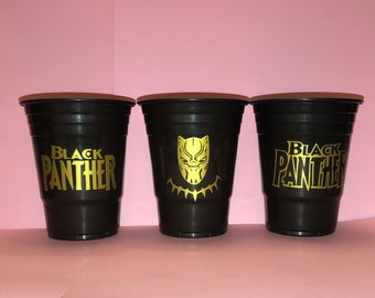 Black Panther Party Supplies