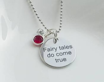 Fairytales Do Come True - Artisan Keepsake Emporium