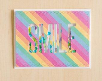 Greeting Card | Shaker Card | Handmade Card