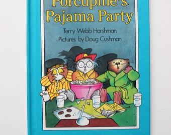 Porcupine's Pajama Party 1988