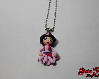 Necklace Mulan