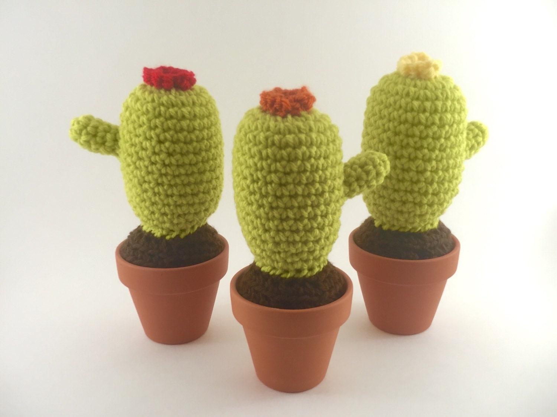 Amigurumi Cactus : Faux cactus amigurumi cacti cactus cacti fake plant fake