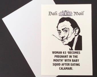 Dali Mail Card