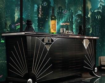 Bioshock Arcadia Merlot Prop Replica