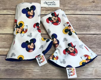 MICKEY DISNEY Drool Pads. Hand-Crafted Licensed Disney Fabric. Mickey Mouse. TulaAccessories. Lillebaby. Kinderpack. Ergo. Boba. Beco. Bjorn