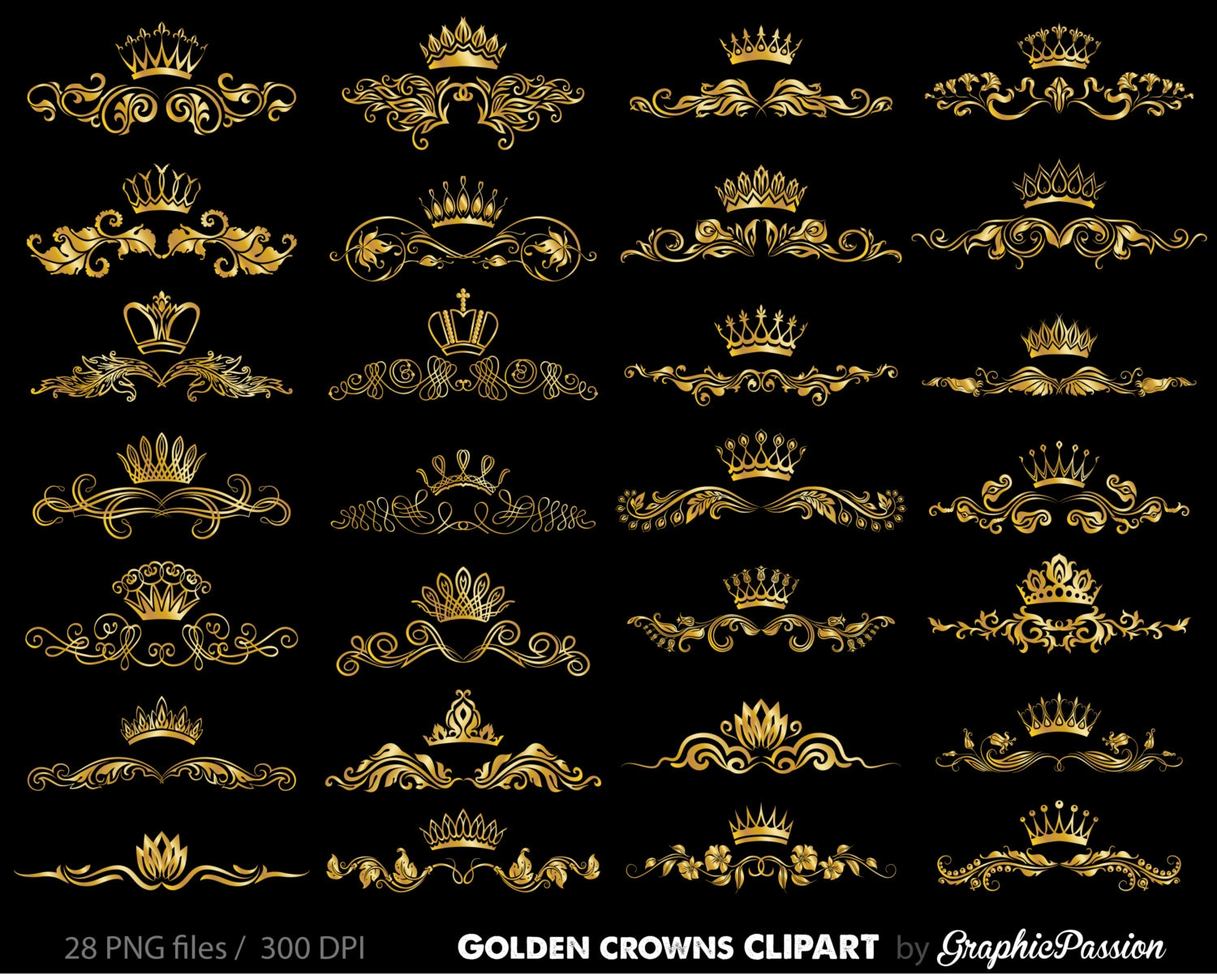 Crown Clipart King Queen Crown Clip Art Royal Crown
