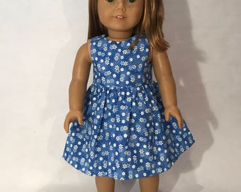"18"" doll dress (fits American Girl Dolls)"