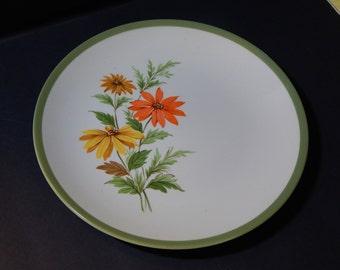 Homer Laughlin Everglade Pattern Dinner Plate