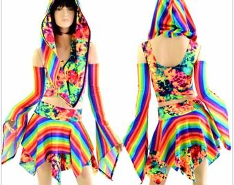Weekender III Pixie Edition in Rainbow & Acid Splash 154376