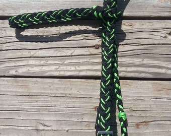 Thick Paracord Headstall