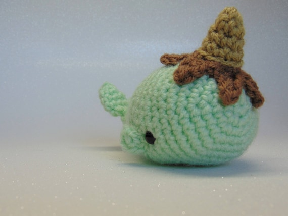 Narwhal Crochet Pattern Free Images Knitting Patterns Free Download