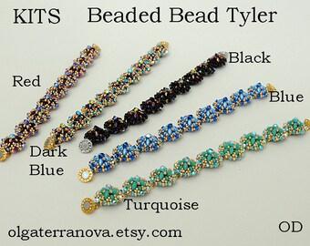 Beaded Bead Tyler. Beaded Kits For 1 (one) Beaded Bead