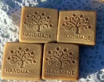 Milk soap Donkey (25%)-Donkei milk soap-Handmade