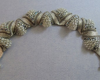 Silver Echoes Bracelet