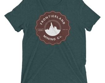 Frontierland Mining Short sleeve t-shirt