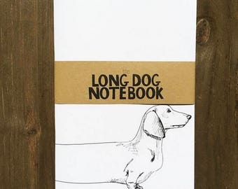 The Long Dog Notebook