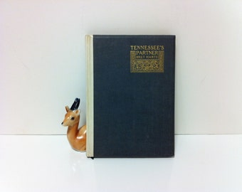 Vintage Book Western Classics Bret Harte Tennessee's Partner