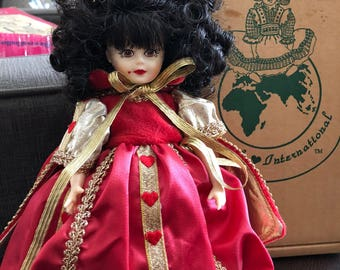 1995 Queen of Hearts Doll