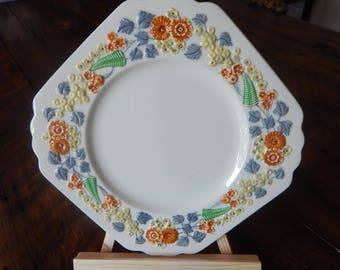 Golden Dawn Serving Plate by George Jones & Sons