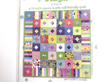 Me And My Sister Designs Quilt Pattern - Cake Walk