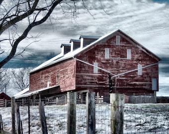 Red Barn Photography, Red Barn, Barn Photo, Barn Photography, Red Barn Picture, Rustic Red Barn, Farm Photography, Farm Photo, Country Barn