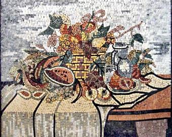 Mosaic Patterns- Buffet