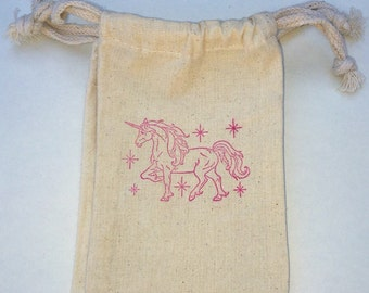 Unicorn Party Favor Bags / Set of 40/ Birthday Party Favor Bags