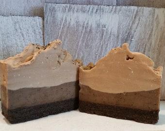 Exfoliating Java Soap