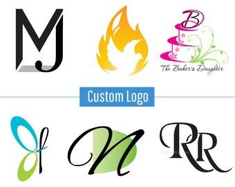 Custom Logo Design - Custom made logo design - Logo design - Logo for business - small business logo