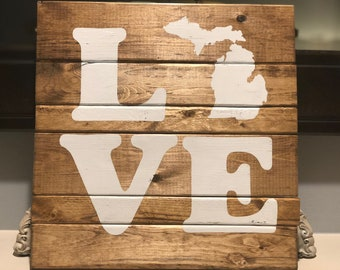 Love with Michigan