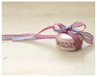 SALE Le Macaron Violette - Fine Art Photograph