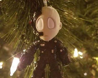 Star Trek Christmas Ornament Borg