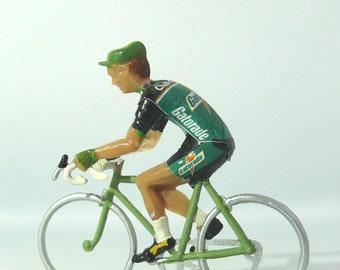 Cyclist figure Gatorade