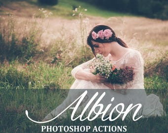 50 Wedding Actions - Photoshop Action Set - Artistic Wedding Photoshop Actions - Wedding PS Action - Artistic Actions - Bride Actions