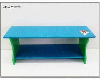 Children's Schuhbank bench 80 cm Pirate