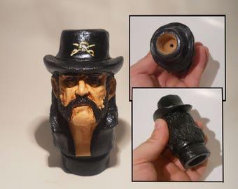 Lemmy Kilmister - Motorhead -Ceramic