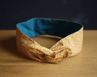Headband - Liam dotted