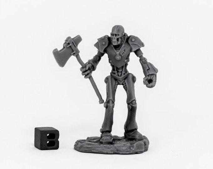 Wild West Wizard of Oz: Tin Man - 80057 - Reaper Miniatures
