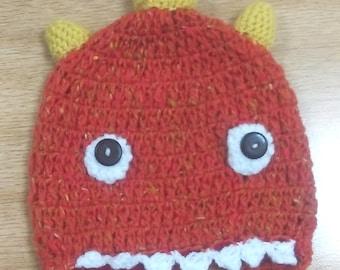 Little Monster Hat