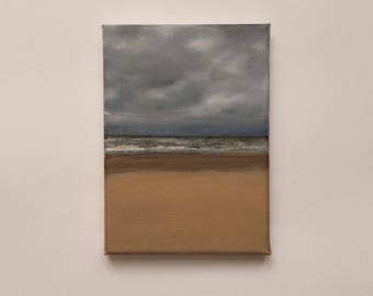 Small seascape painting III