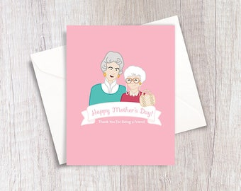 Happy Mother's Day! | I Love You Card | Funny Card | Mother's Day Card
