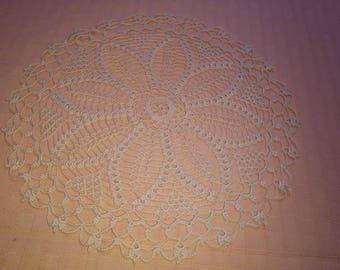 Crochet Mat