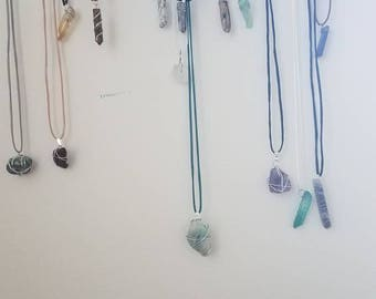 Short to long necklaces