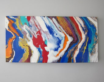 Original Abstract Painting - Wall Decor